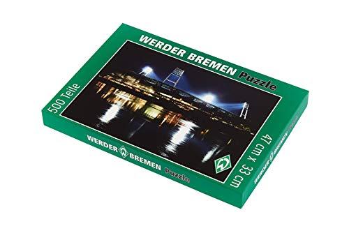 Werder Bremen SV Puzzle Weser Stadion 500 Teile Fanartikel Geschenk Fußball