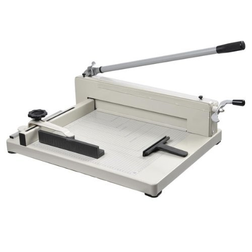 "All Steel Heavy Duty Commercial 17"" Paper Cutter"