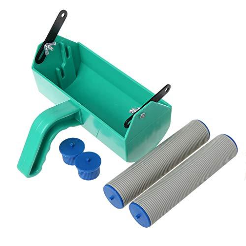 Einfarbige Dekorationsfarbe Lackiermaschine für 7-Zoll-Wandroller Pinsel-Werkzeug - Yintiod