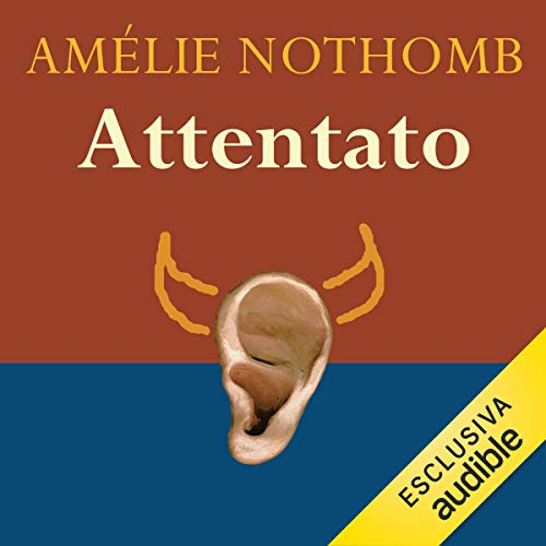 Attentato audiobook cover art