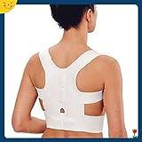 Generic S : New Magnet Posture Corrector Braces&Support Body Corset Back Belt Brace Shoulder for Men...
