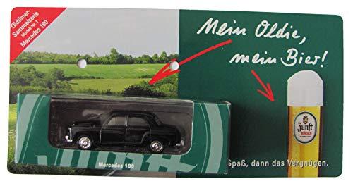 Zunft Kölsch Nr.01 - Mein Oldie, Mein Bier - Mercedes 180 - Pkw