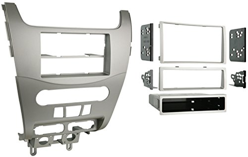 Metra 99-5816 Single or Double DIN Installation Kit for 2008-2009 Ford Focus,...
