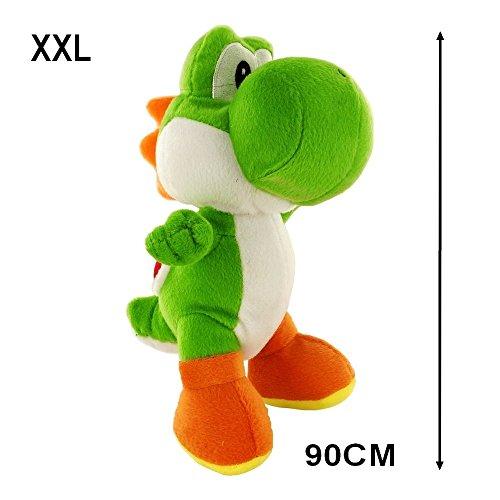 GUIZMAX Gigante! Peluche Yoshi 90cm XXL