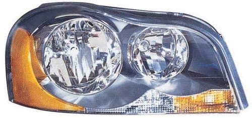 Go-Parts - for 2003 - 2014 Volvo XC90 Front Headlight Assembly Housing / Lens / Cover - Right (Passenger) Side 31276810-4 VO2503112 Replacement 2004 2005 2006 2007 2008 2009 2010 2011 2012 2013