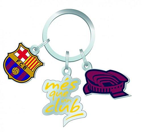 'FC Barcelona llavero Mes que un club
