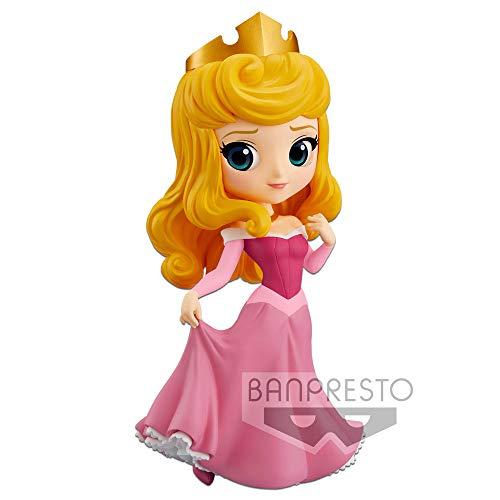 Figurine - Disney - Q Posket Characters - Princess Aurora - 14 cm