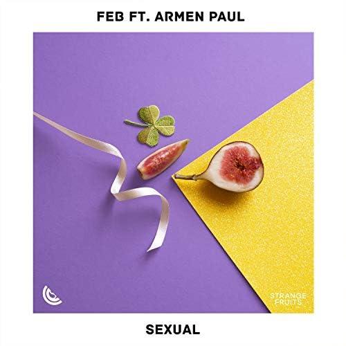 Feb, Armen Paul & Green Bull