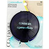 CoverGirl Smoothers Pressed Powder, Translucent Fair (N) [705] 0.32 oz (Pack of 3)