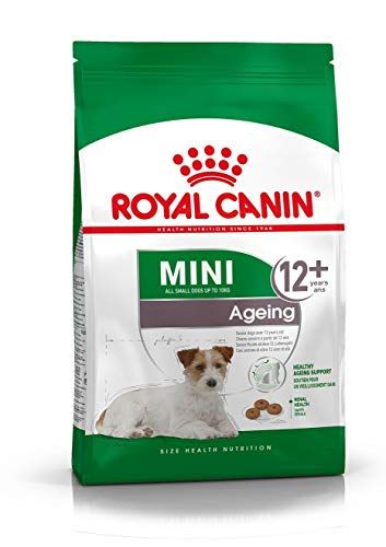 Royal Canin Comida Seca de Perro, talla de 12+ años - 1.5 kg ✅