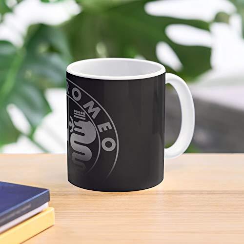 Alfa Romeo Mug Tshirt Best 11 oz Kaffeebecher - Nespresso Tassen Kaffee Motive