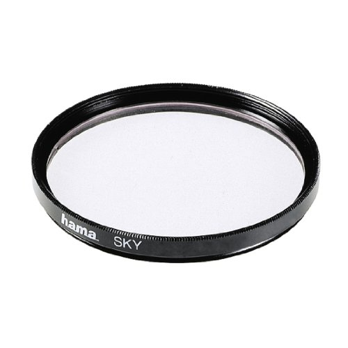Hama Skylight Filter 1 A (LA+10) 58 mm (SKY C 58 (IX)) ohne HTMC Vergütung