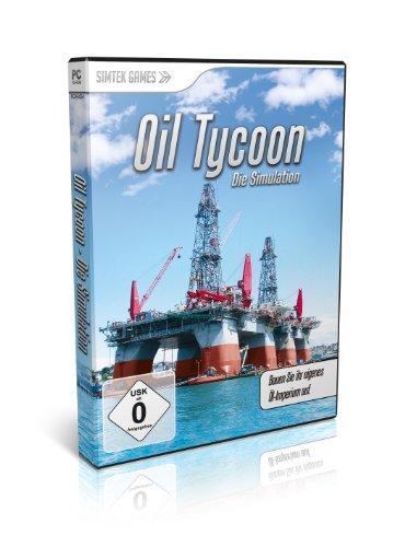 Oil Tycoon: Die Simulation