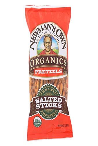 Newman's Own Organics Alt Pretzel Sticks - 8 oz