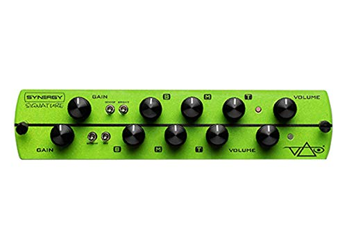 Best Prices! Synergy Steve Vai Signature 2-Channel Preamp Module w/(2) 12AX7
