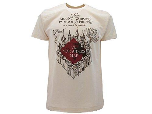 Producto original de Harry Potter. Camiseta con diseño impreso en la parte delantera. ✅ Ideal para un regalo ya empacado. Con etiqueta y etiqueta original de Harry Potter. ✅ Impresión de calidad.