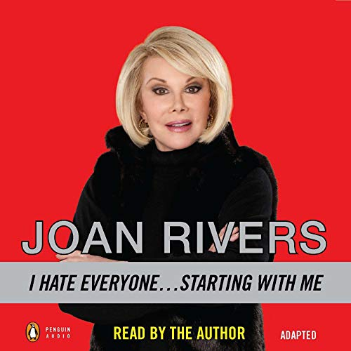 I Hate Everyone...Starting With Me audiobook cover art