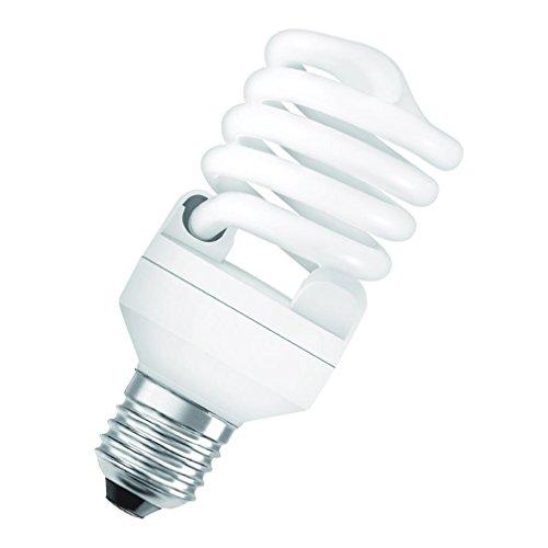 Osram Energiesparlampe DULUXSTAR MINI TWIST, 23 Watt - 23W / E27 / 825