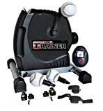 TherapyTrainer TT-TC Total Cycle 2 in 1 Upper Body Ergometer - Mini Pedaler Leg Exerciser