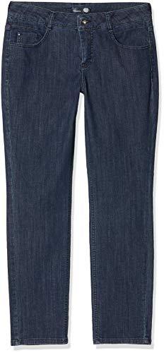 Atelier GARDEUR Damen Zuri Jeans, Dark 69, 34