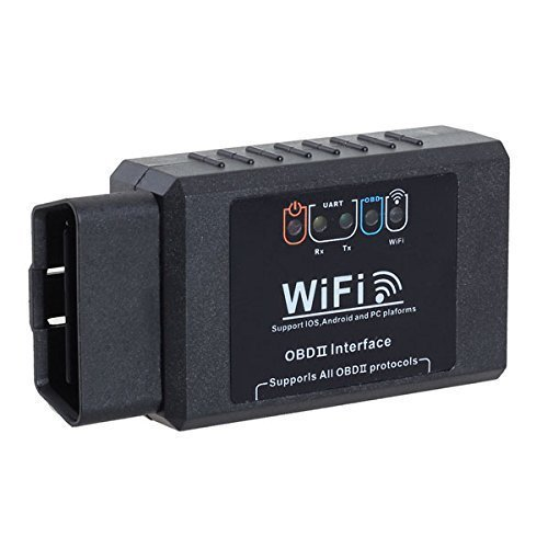 Cllena WiFi OBD2 Car Diagnostic Scanner Support IPhone IPad Android For BMW AUDI VW VOLKSWAGEN VOLVO JAGUAR PORSCHE