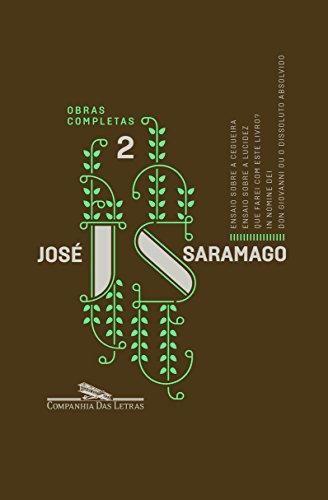 Obras Completas: José Saramago - Vol. 2