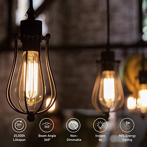Bellaely Bombillas LED