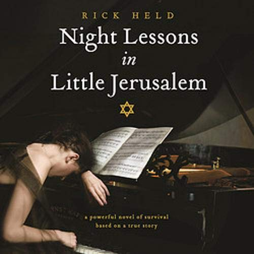 Night Lessons in Little Jerusalem cover art