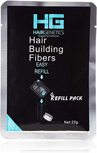 Hair Genetics® Fibras Capilares Queratina Cabello