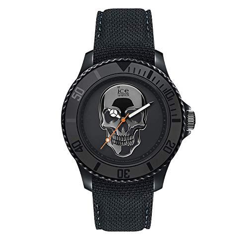 Ice-Watch - ICE change Dark skull - Men's wristwatch with silicon strap - 016050 (Large)
