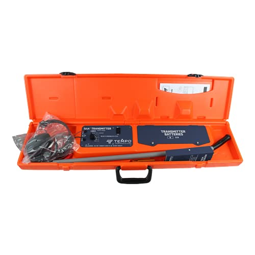 Tempo Communications 521A Professional Wire and Valve Locator - Troubleshoot Sprinkler Irrigation Systems (Latest Model)