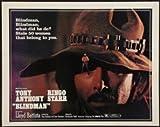 BLINDMAN – Ringo Starr - U.S Movie Wall Poster Print -
