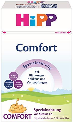 Hipp Bio Spezialnahrung Comfort Spezialnahrung, 4er Pack (4 x 500 g)
