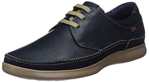Callaghan Starman, Zapatos de Cordones Derby Hombre, Azul, 42 EU