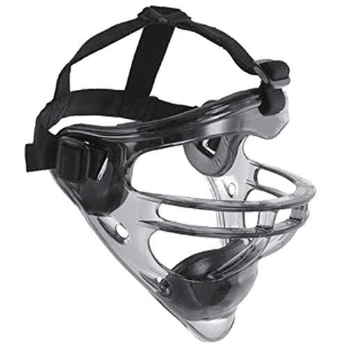 AMAIRS Casco De Béisbol, Máscara De Protección De Defensa De Béisbol Suministros De Softball Escudo De Casco Equipo De Entrenamiento para Juegos De Béisbol para Adultos para Niños,Adults