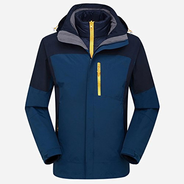 FYM JACKETS DYF Men Women Ski Climb Down Jacket Coat Waterproof Warm Outdoor Sport