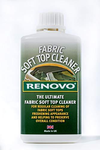 Renovo International 500ml Fabric Soft Top Cleaner