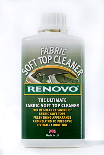 Renovo Soft Top Fabric Cleaner 500ml