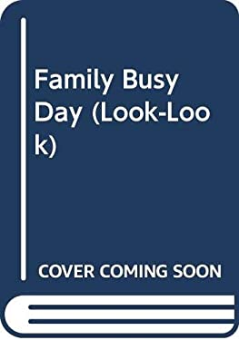 Richard Scarry's The Cat Family's Busy Day (Look-Look)