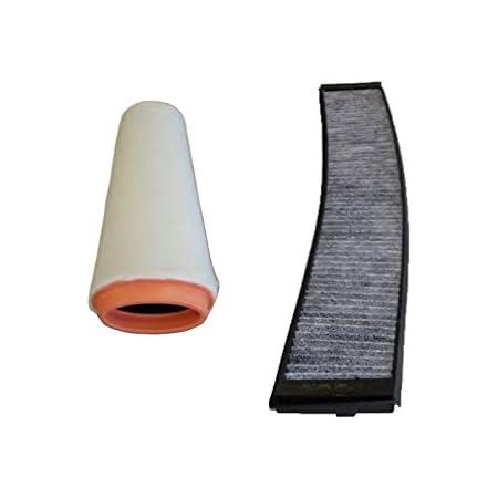 Inspektionspaket Wartungspaket Filterset Filtersatz 1 X Innenraumfilter Mit Aktivkohle 1 X Luftfilter Auto