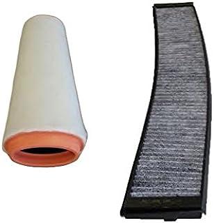 Inspektionspaket Wartungspaket Filterset Filtersatz 1 x Innenraumfilter mit Aktivkohle 1 x Luftfilter