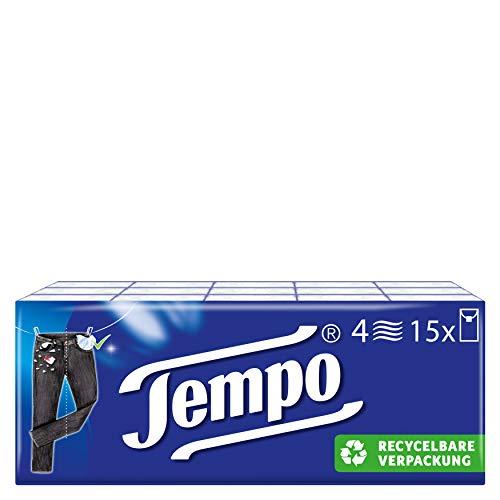 "Tempo Original Taschentücher""Klassik"" 15 x 10er Pack Tücher"
