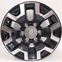 New 16 inch Replacement Alloy Wheel Rim compatible with Toyota Tacoma 2016-2017
