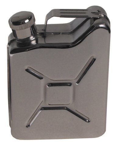 «taschenflaschen bidon en inox, 6 oZ - 170 ml