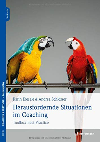 Herausfordernde Situationen im Coaching: Toolbox Best Practice