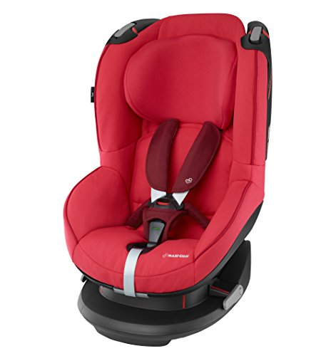 Silla de bebé para coche roja maxi-cosi