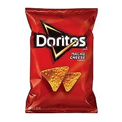 Doritos Nacho Cheese Tortilla Chips 198.4g