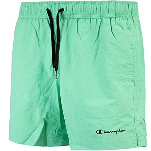 Champion Swimshorts Badeshorts (L, Mint, l)