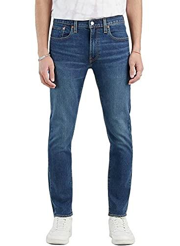 Levi's 512 Slim Taper Jeans Vaqueros, Paros Go ADV, 32W / 30L para Hombre