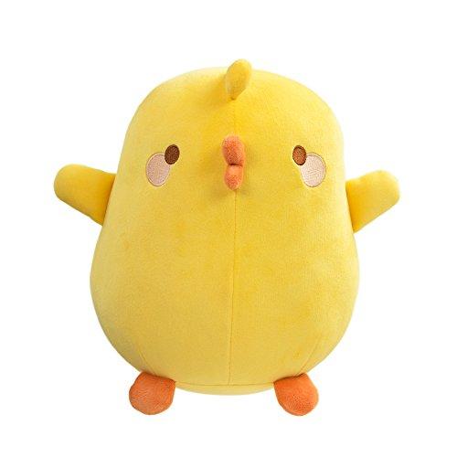 PIU Muy Suave (25 cm)  El Peluche de Peluche para nios y bebs. El Suave Peluche de la Serie Molang Disney...